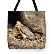 Gecko For Lunch Tote Bag