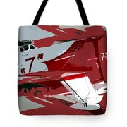 Gee Bee Racer Tote Bag
