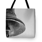 Green Bell Tote Bag