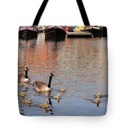 Gees And Goslings 2 Tote Bag