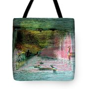 Geese In The Vortex Tote Bag