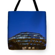 Geisel Library Tote Bag