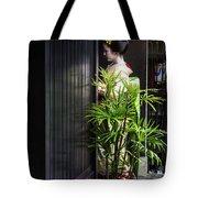 Geisha Girl Tote Bag