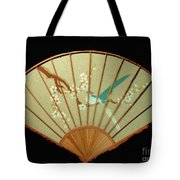 Geisha Sunrise Tote Bag