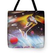 Gel Art #17 Tote Bag