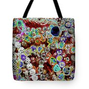 Multiverse Gelaxy Dark Tote Bag