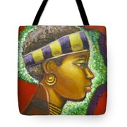 Gem Of Africa Tote Bag