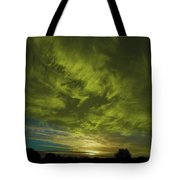 Gem Sunset Tote Bag