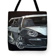 Gemballa Porsche Right Tote Bag