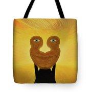 Gemini. Self-portrait Tote Bag