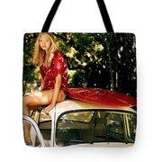 Gemma Ward Tote Bag
