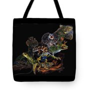 Gems And Jewels Tote Bag