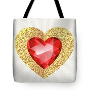 Gemstone - 2 Tote Bag