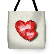Gemstone - 6 Tote Bag