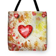 Gemstone - 7 Tote Bag