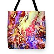 Gemstone Impressions Tote Bag