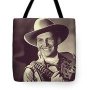 Gene Autry, Vintage Actor/singer Tote Bag