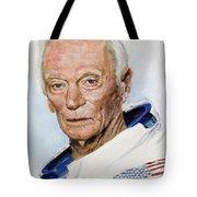 Gene Cernan Tote Bag