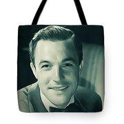 Gene Kelly, Vintage Actor/dancer Tote Bag