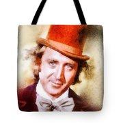 Gene Wilder, Vintage Actor Tote Bag