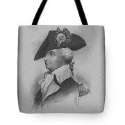 General Anthony Wayne Tote Bag