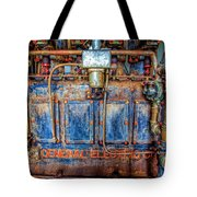 General Electric Tote Bag
