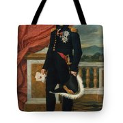 General Etienne  Maurice Gerard Jacques  Louis David  1816 Tote Bag