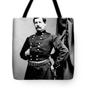 General George Mcclellan Tote Bag by War Is Hell Store