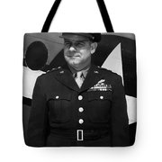 General Jimmy Doolittle Tote Bag by War Is Hell Store