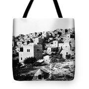 General View Of Bethlehem 1800s Tote Bag