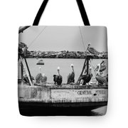General Waiting Tote Bag