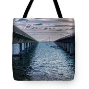 Generations Of Bridges Tote Bag