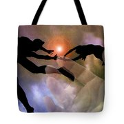 Genesis One Twenty Seven Tote Bag