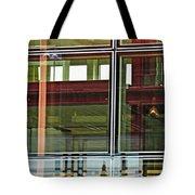 Geneva Airport 4 Tote Bag