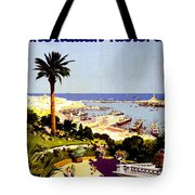Genoa, Italian Riviera, Coast Tote Bag