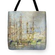 Genoese Shipping Tote Bag