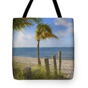 Gentle Breeze At The Beach Tote Bag