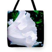 Gentle Floral Tote Bag