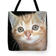 Gentle Ginger Tote Bag