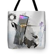Gentle In The Face Of Beauty Tote Bag