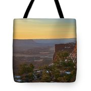 Gentle Morning Tote Bag