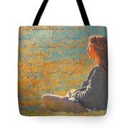 Gentle Sunshine Tote Bag