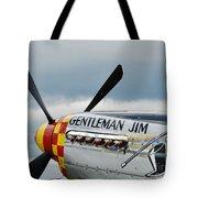 Gentleman Jim Tote Bag
