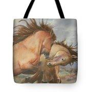 Gentleman's Disagreement Tote Bag
