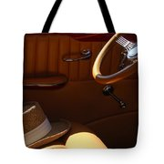 Gentleman's Hat Tote Bag