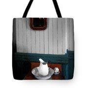 Gentleman's Washstand Tote Bag