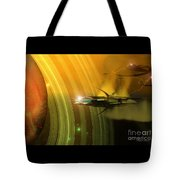 Genx 12 Tote Bag by Corey Ford