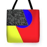 Geo Shapes 4a Tote Bag