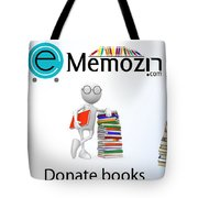 Geography Online Books Library  Tote Bag