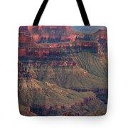 Geological Formations North Rim Grand Canyon National Park Arizona Tote Bag